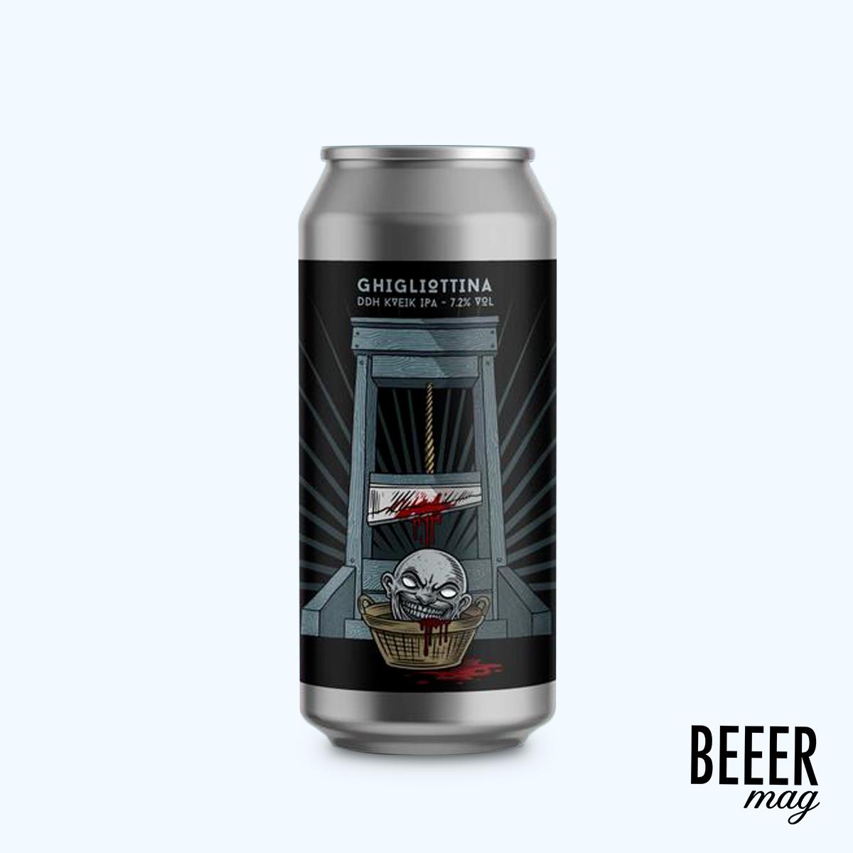 etichette birra artigianale boia brewing