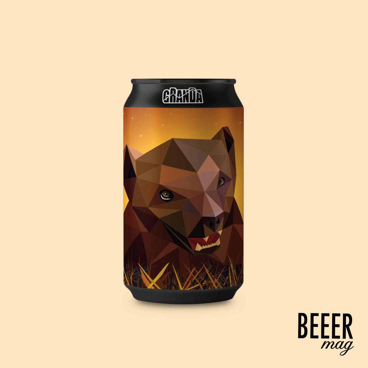 etichette birra artigianale birrificio della granda