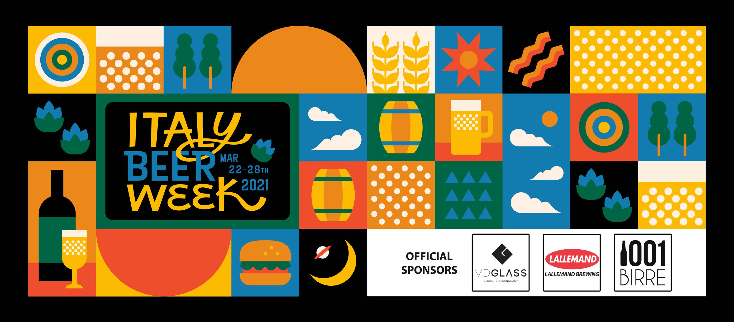 italy beer week settimana della birra artigianale 2021