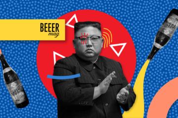corea del nord birra