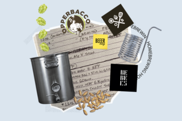 homebrewing rebel's brewery officine birrai opperbacco