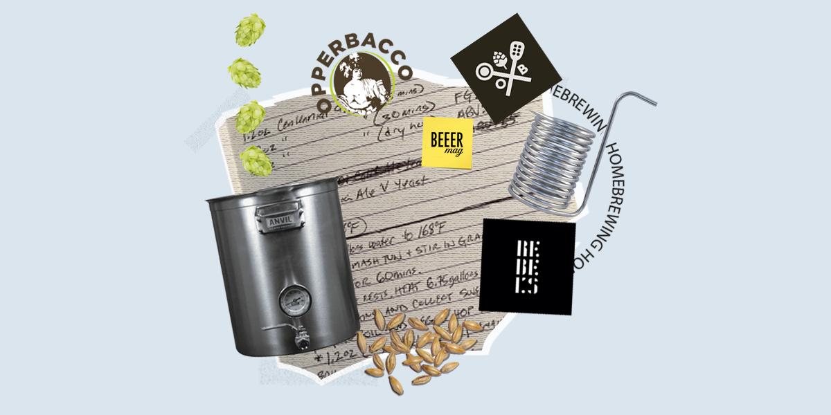 homebrewing rebel's brewery officine birrai opperbacco