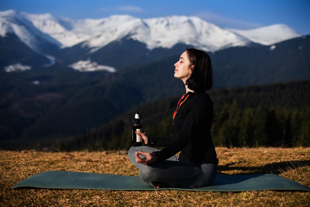 Beer Yoga 2