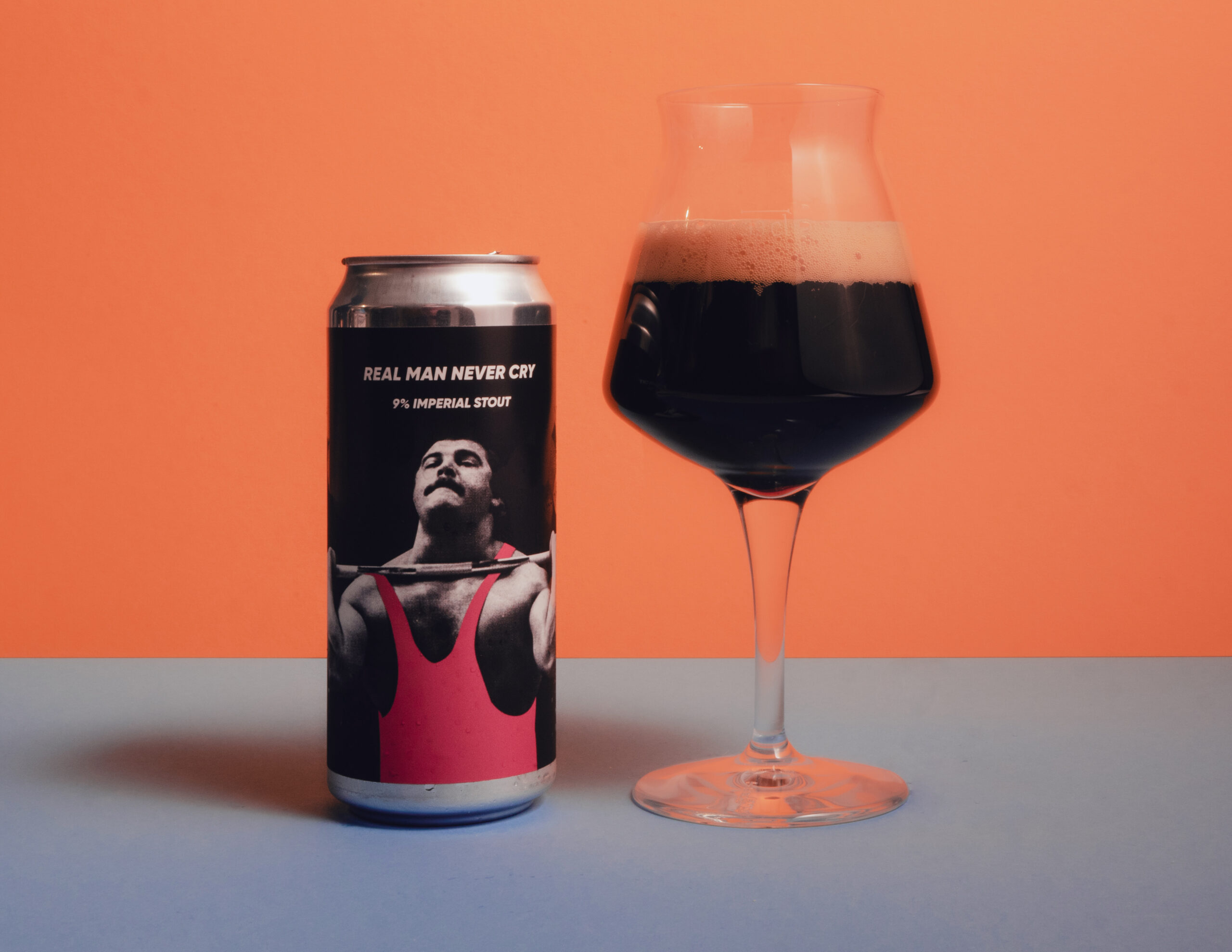 Real Man Never Cry - Rebel's Brewery