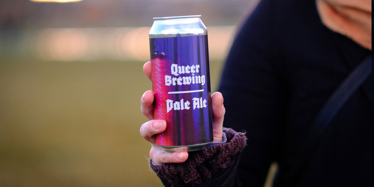 lily waite queer brewing project