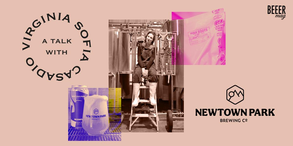 Virginia Sofia Casadio Newtown park brewing