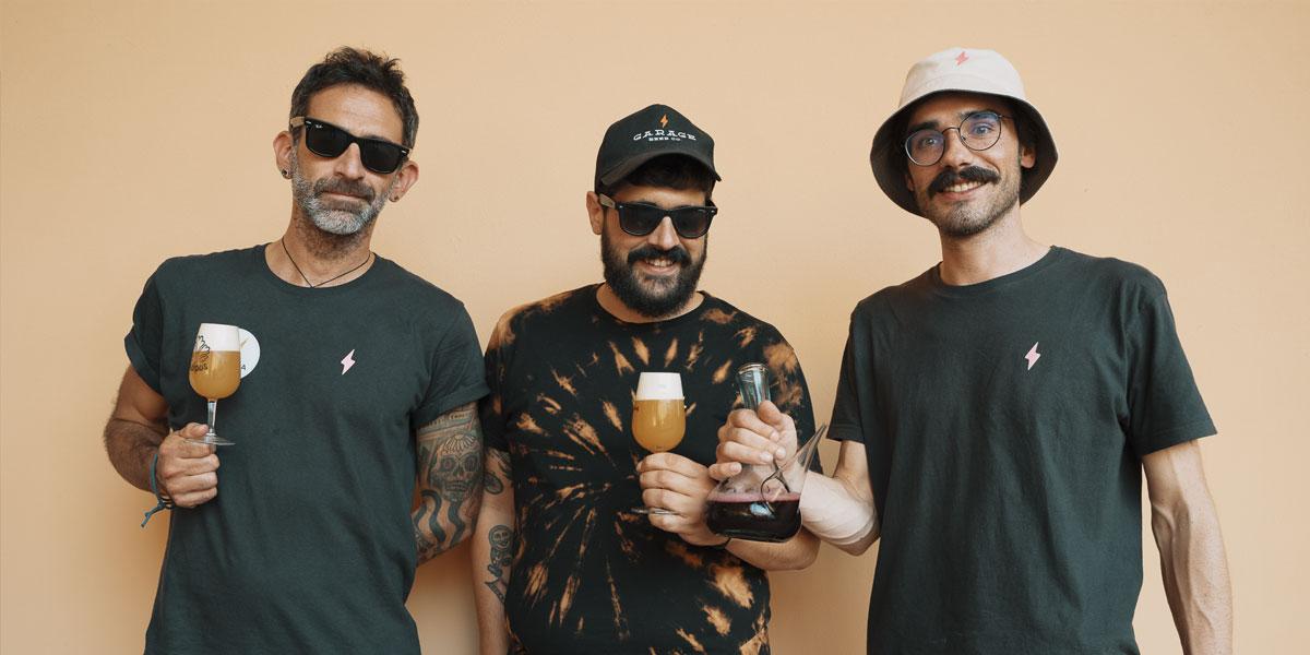 acido acida ferrara garage beer